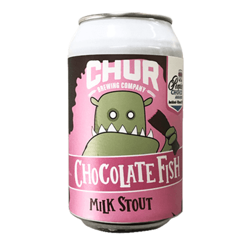 Chur Chocolate Fish Milk Stout