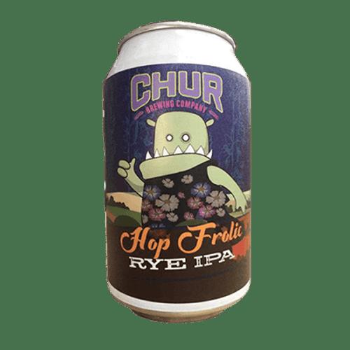 Chur Hop Frolic Rye IPA
