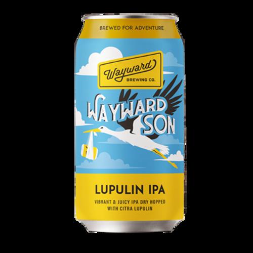 Wayward Son Hazy IPA