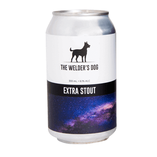 Welder's Dog Extra Stout