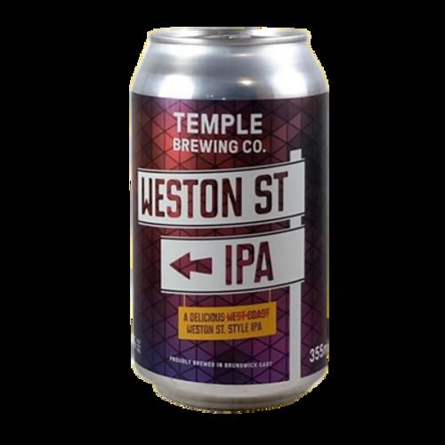 Temple Weston St IPA