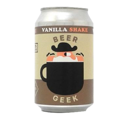 Mikkeller Beer Geek Vanilla Shake Imperial Stout (330ml Can)
