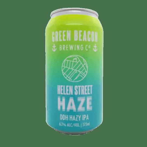 Green Beacon Helen Street Haze IPA
