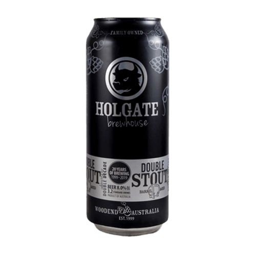 Holgate Double Stout Barrel Aged