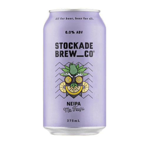 Stockade Mr Fruju NEIPA