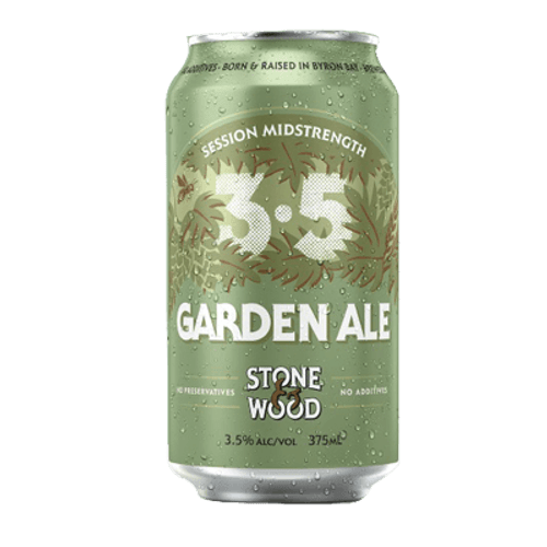 Stone & Wood Garden Ale (375ml Can)