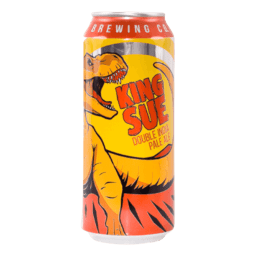 Toppling Goliath King Sue DIPA