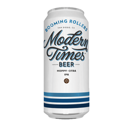 Modern Times Booming Rollers IPA
