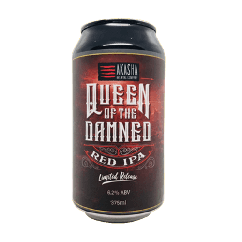 Akasha Queen of the Damned Red IPA