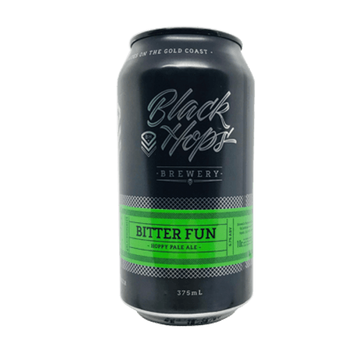 Black Hops Bitter Fun Hoppy Pale Ale
