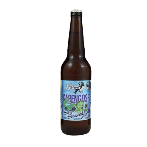 Kereru Karengose Salty Seaweed Ale