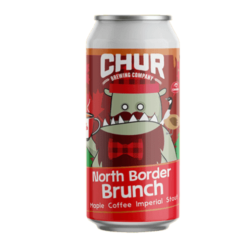 Chur North Border Brunch Maple Imperial Stout