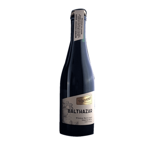 Wayward Balthazar Whisky Barrel Aged Imperial Stout (Discovery Series)