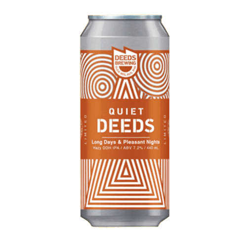 Deeds Quiet Deeds Long Days & Pleasant Nights NEIPA