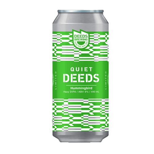 Deeds Hummingbird Hazy DIPA