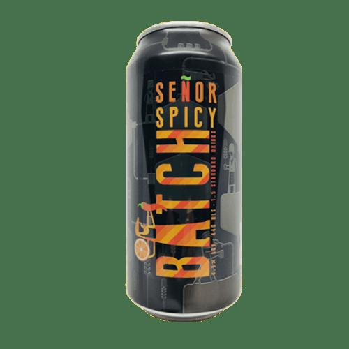 Batch Señor Spicy Citrus & Chille Gose