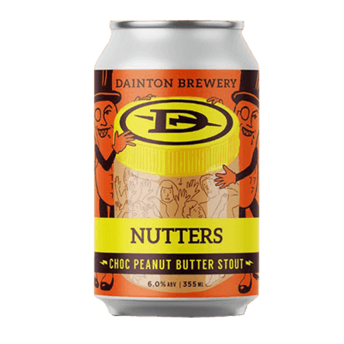 Dainton Nutters Choc Peanut Butter Stout