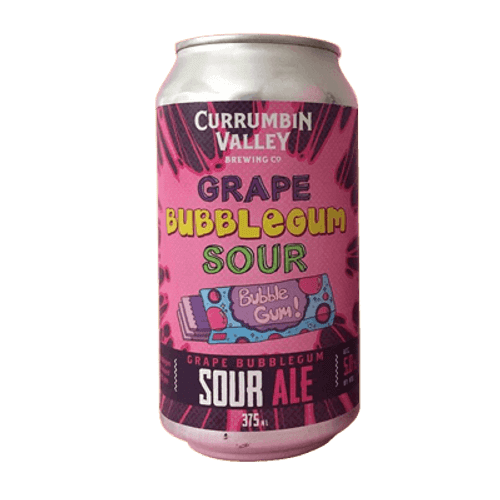 Currumbin Valley Grape Bubblegum Sour (1 Can Limit)