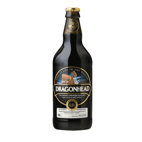 Orkney Dragonhead Stout