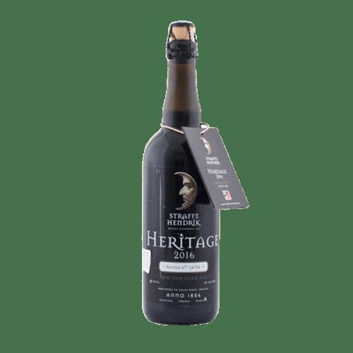 De Halve Maan Straffe Hendrik Heritage 2016 - Rum Oak Aged Ale