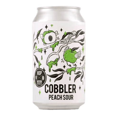 Hop Nation Cobbler Peach Sour Ale