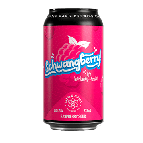 Little Bang Schwangberry! Raspberry Sour