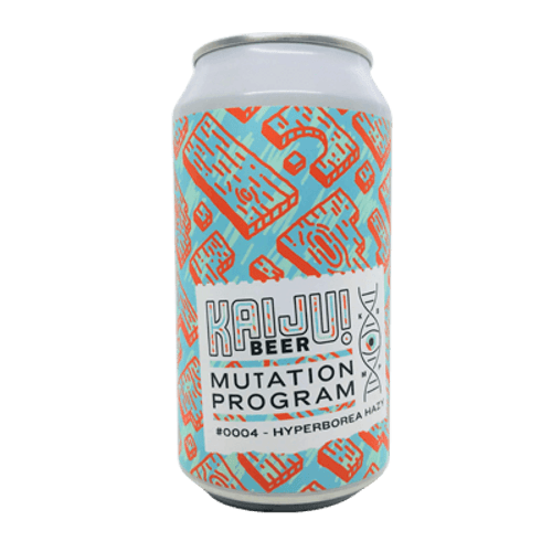 Kaiju! Hyperborea (Mutation Program #0004) NEIPA