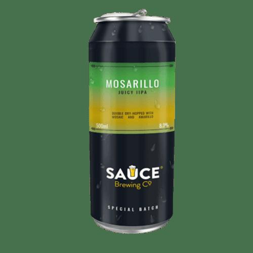 Sauce Mosarillo Juicy NEIPA