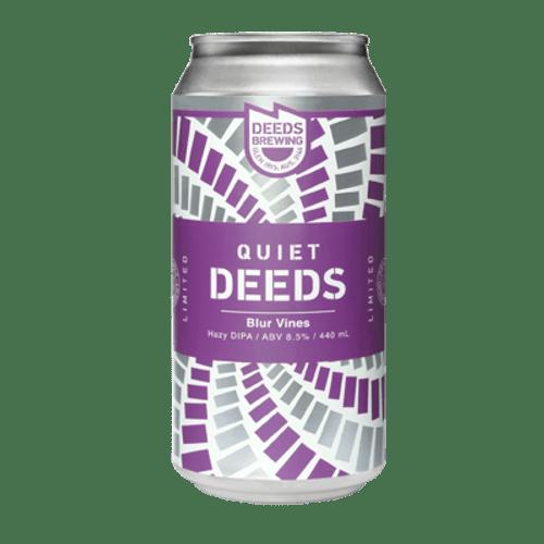 Deeds Blur Vines Hazy DIPA