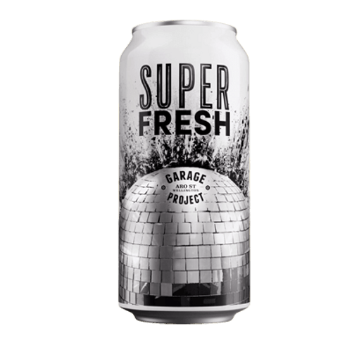 Garage Project Super Fresh Triple NEIPA