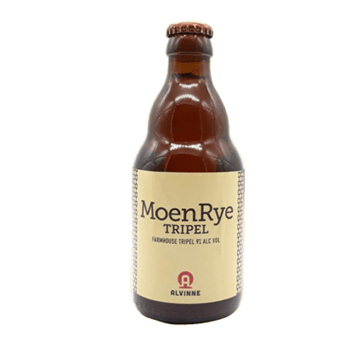 Alvinne MoenRye Farmhouse Tripel