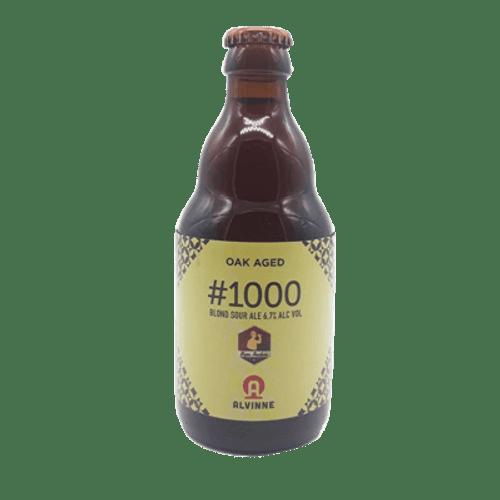 Alvinne #1000 Abrikos Apricot Sour Ale