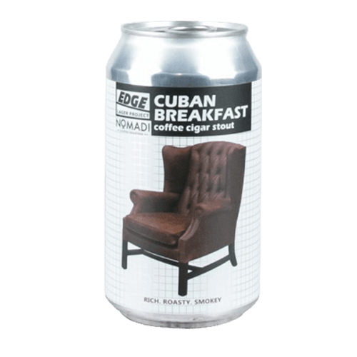 Edge Cuban Breakfast Coffee Cigar Stout