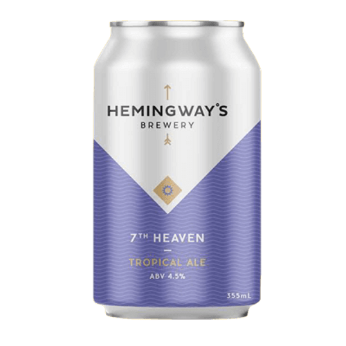Hemingway's 7th Heaven Tropical Ale
