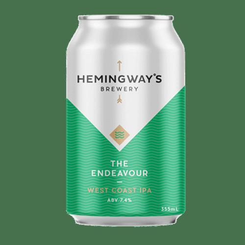 Hemingway's The Endeavour West Coast IPA