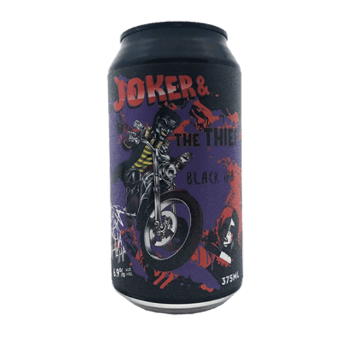 Grand Ridge Joker & the Thief Black IPA