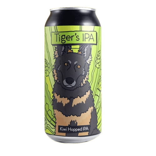 Moon Dog Tiger's IPA Kiwi Hopped IPA