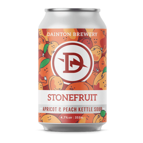 Dainton Stonefruit Apricot & Peach Kettle Sour