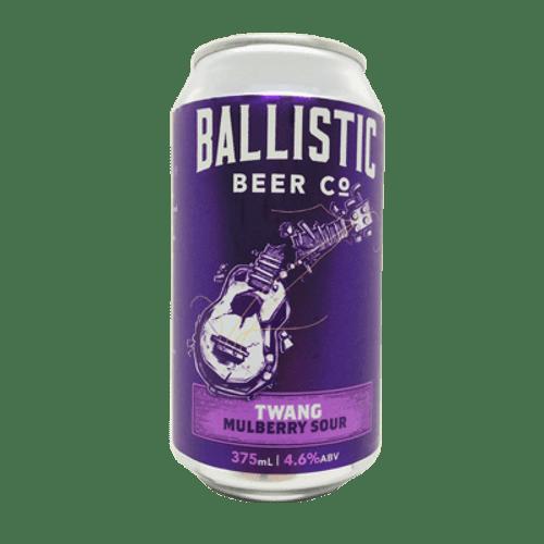 Ballistic Twang Mulberry Sour Ale