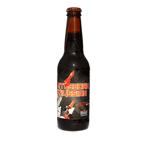 Bright Brewery Stubborn Russian Imperial Stout 2019
