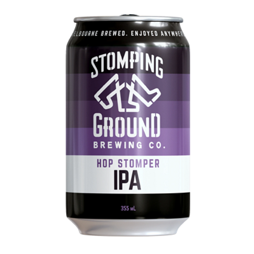Stomping Ground Hop Stomper IPA