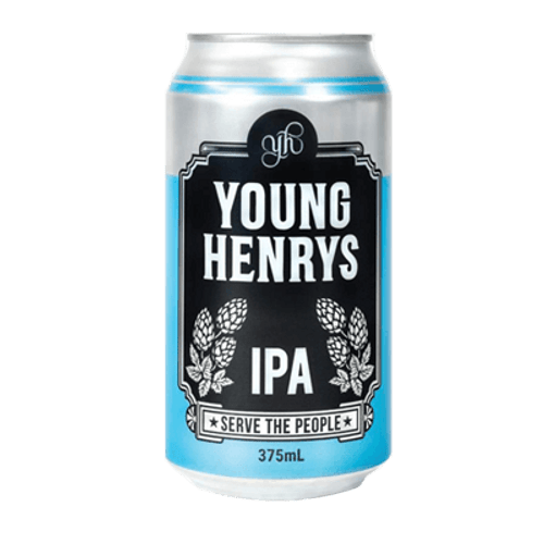 Young Henrys IPA 375ml Can