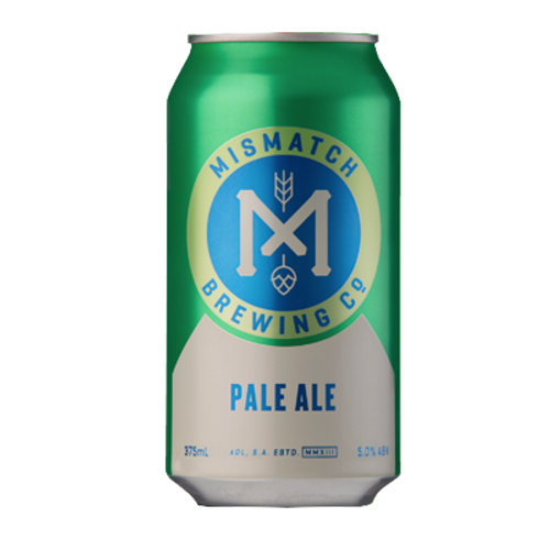 Mismatch Pale Ale 375ml Can