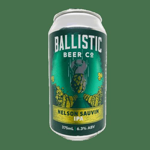Ballistic Nelson Sauvin Single Hop IPA