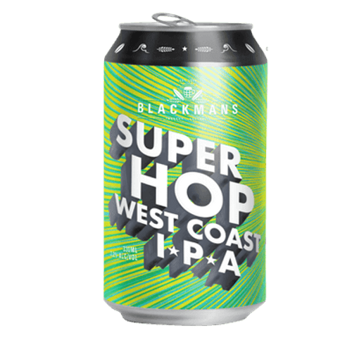 Blackman's Same Day Super Hop West Coast IPA