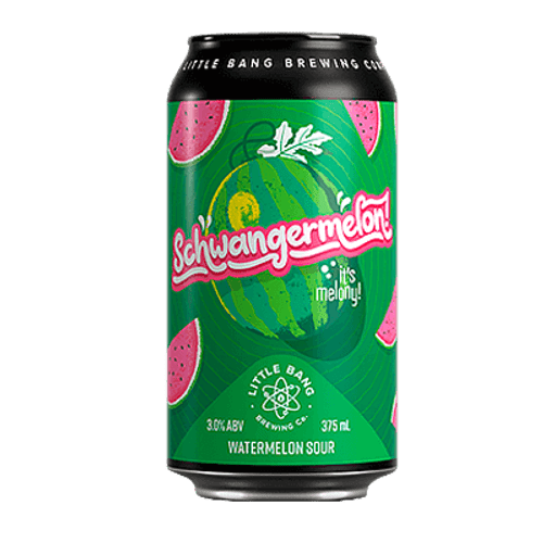 Little Bang Schwangermelon Watermelon Sour