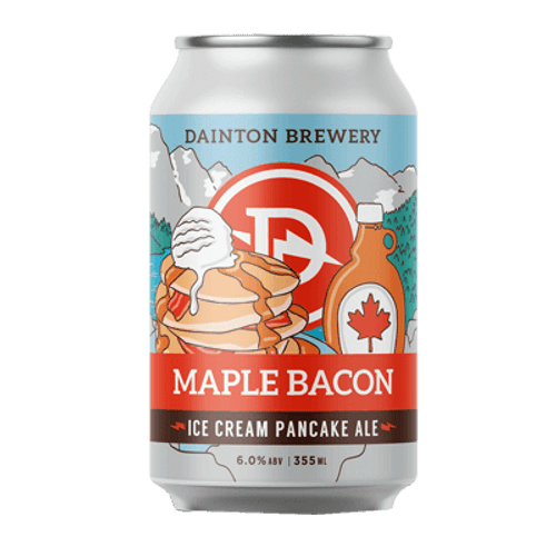 Dainton Maple Bacon Ice Cream Pancake Ale