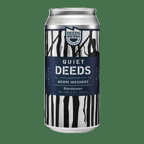 Deeds/Merri Mashers Slenderman IPA