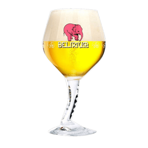 Delirium Elephant Trunk Glass Chalice