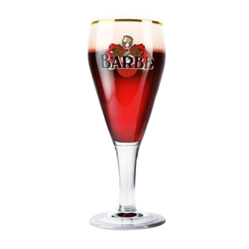 Verhaeghe Barbe Beer Glass